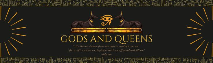 gods and queens by precious nkem